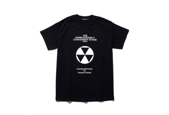 THE CONVENI x UNDERCOVER MADSTORE 两个日本潮牌联名 T-Shirt缩略图