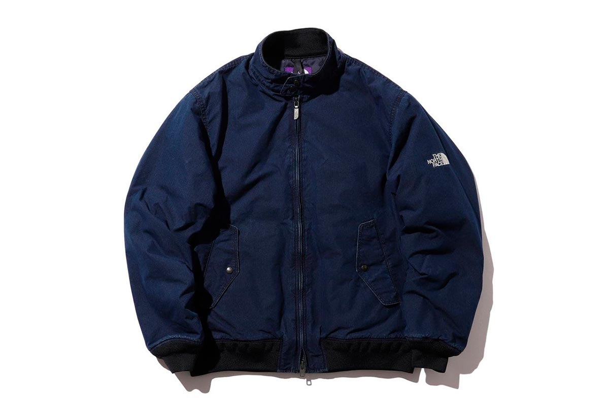 BEAMS x THE NORTH FACE PURPLE LABEL 全新2020秋冬联名系列插图1