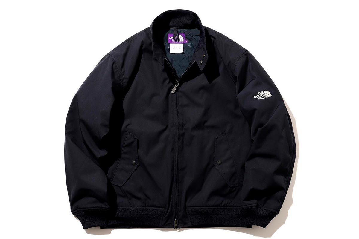 BEAMS x THE NORTH FACE PURPLE LABEL 全新2020秋冬联名系列插图2