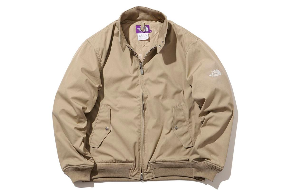BEAMS x THE NORTH FACE PURPLE LABEL 全新2020秋冬联名系列插图3