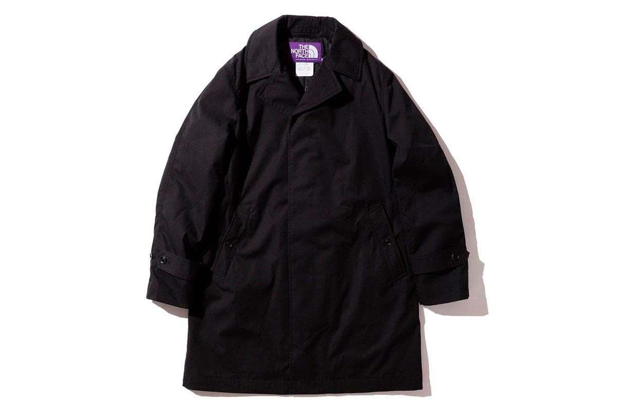 BEAMS x THE NORTH FACE PURPLE LABEL 全新2020秋冬联名系列插图4