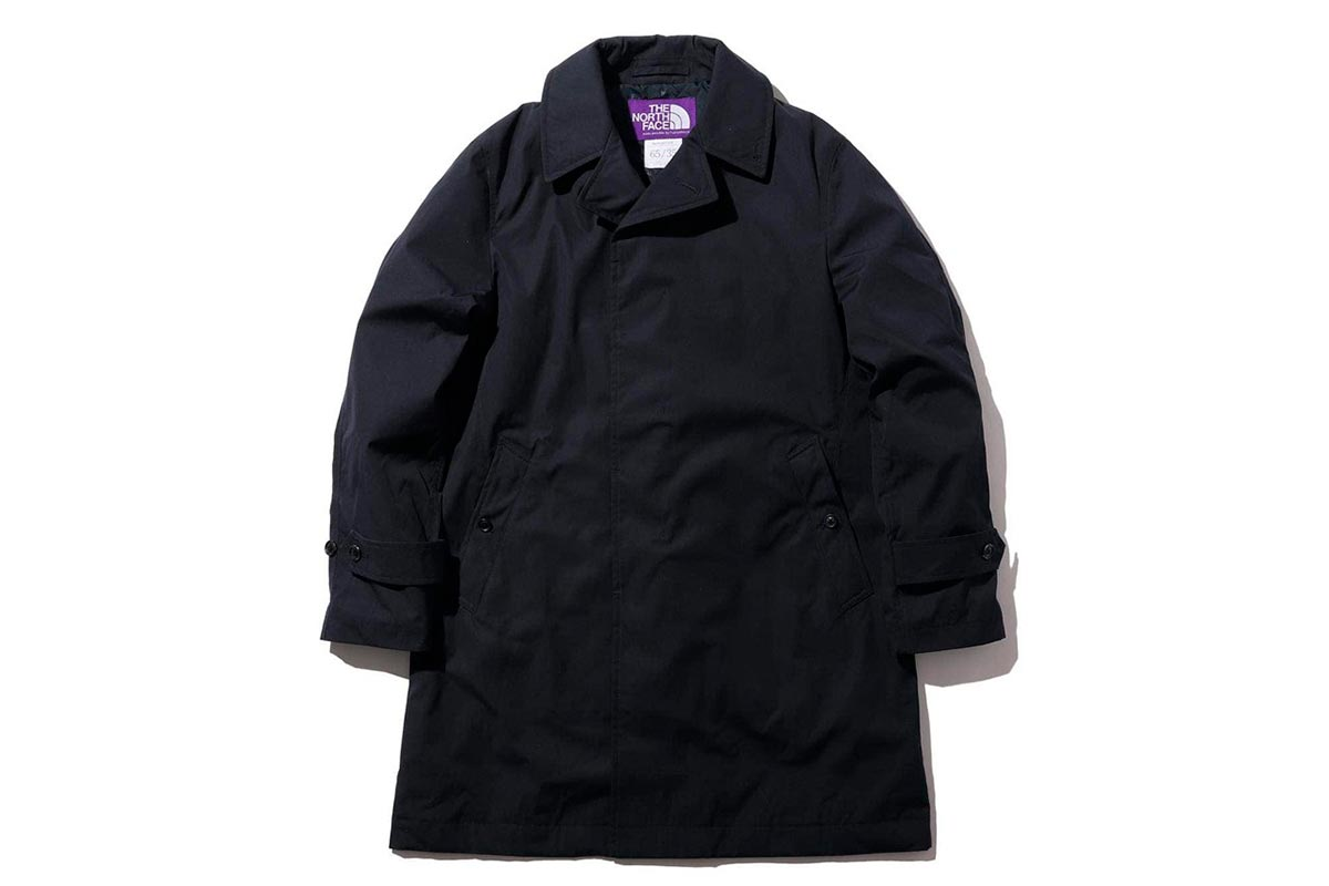 BEAMS x THE NORTH FACE PURPLE LABEL 全新2020秋冬联名系列插图5