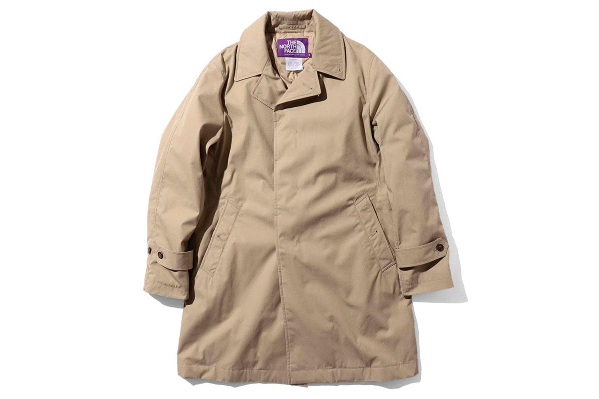 BEAMS x THE NORTH FACE PURPLE LABEL 全新2020秋冬联名系列插图6