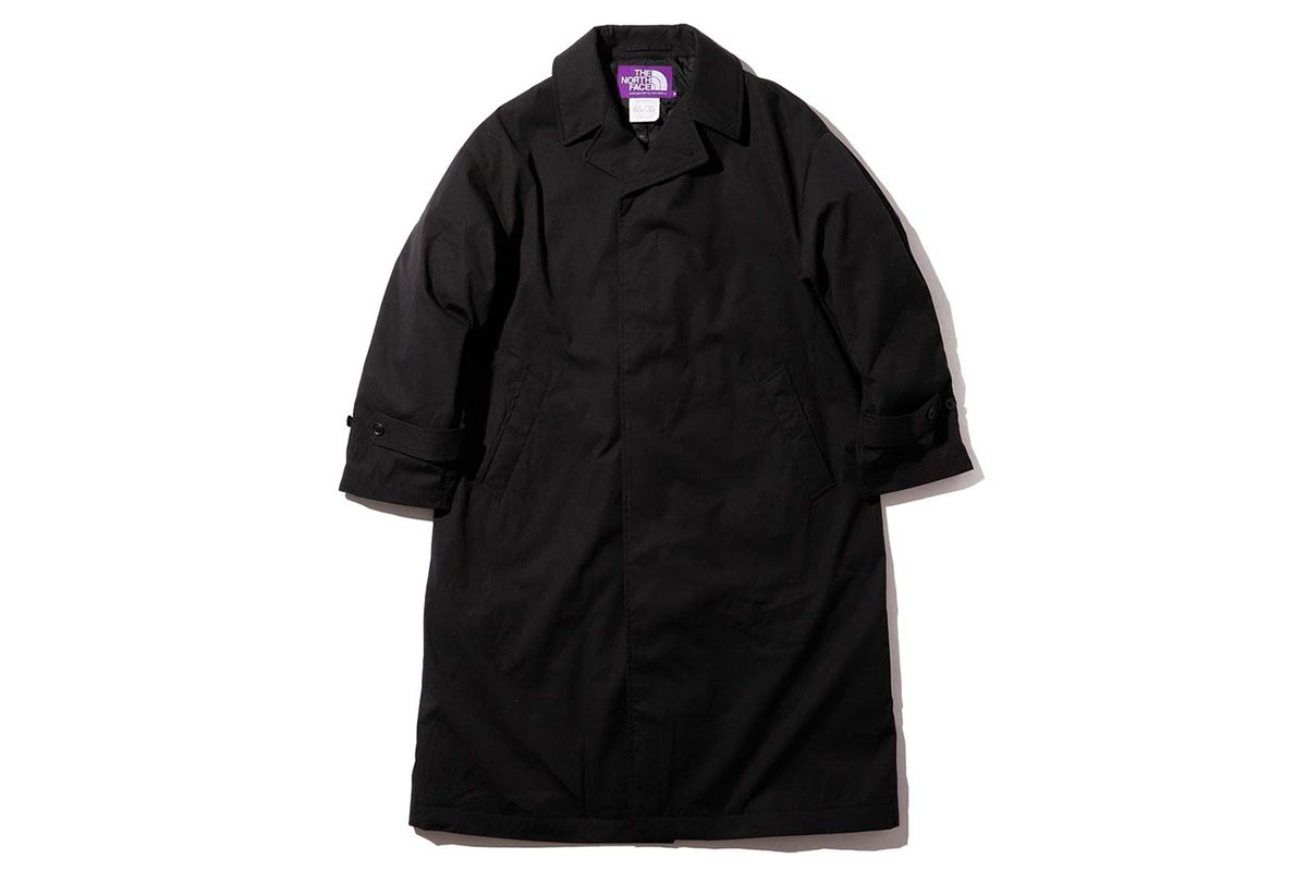 BEAMS x THE NORTH FACE PURPLE LABEL 全新2020秋冬联名系列插图7