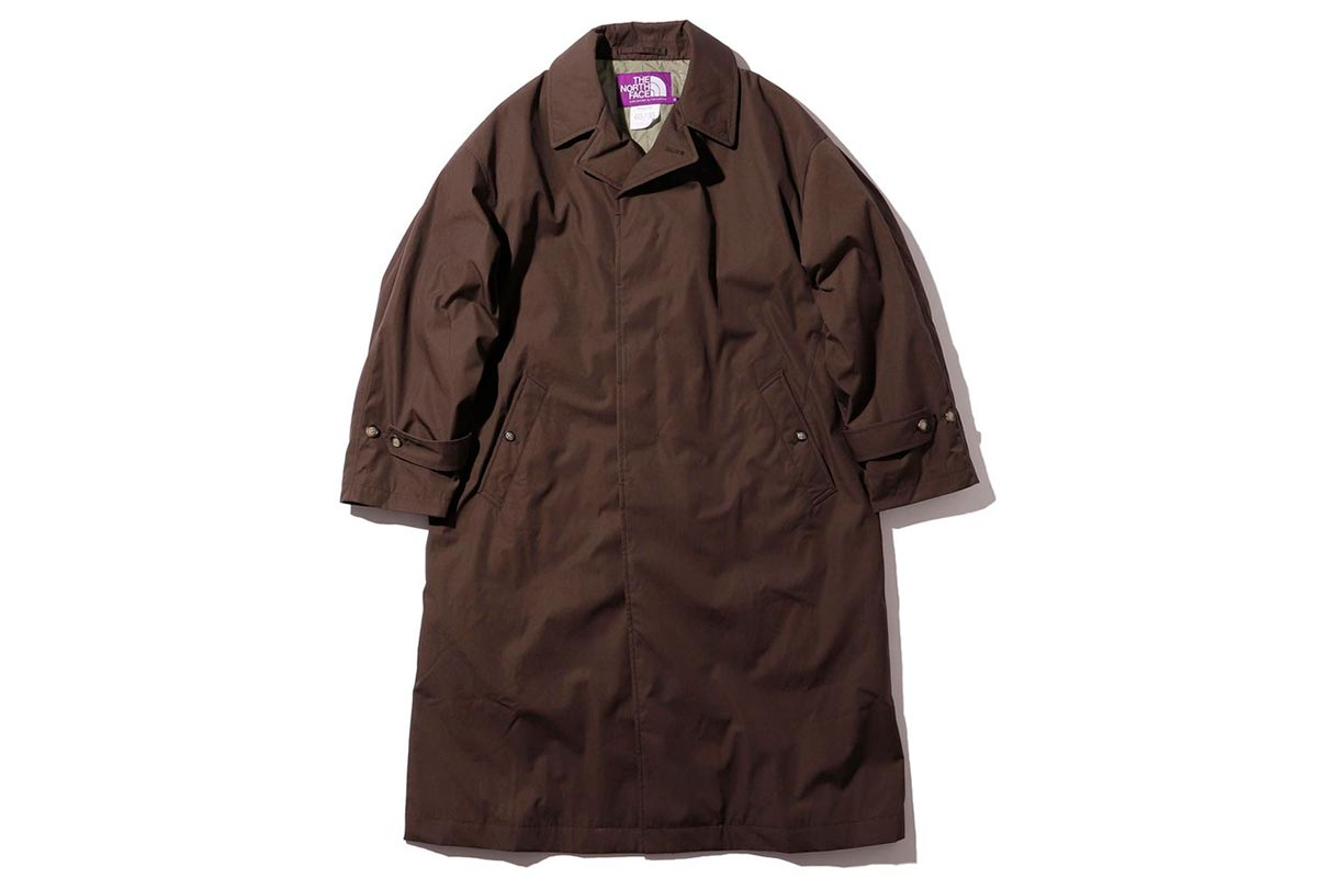 BEAMS x THE NORTH FACE PURPLE LABEL 全新2020秋冬联名系列插图8