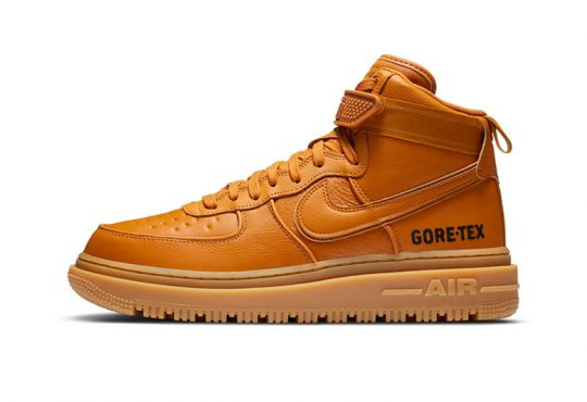 Nike Air Force 1 Boot GORE-TEX 全新两款「Wheat」和「Olive」配色缩略图