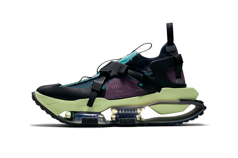 Nike ISPA Road Warrior 全新配色「Clear Jade」配色鞋款插图