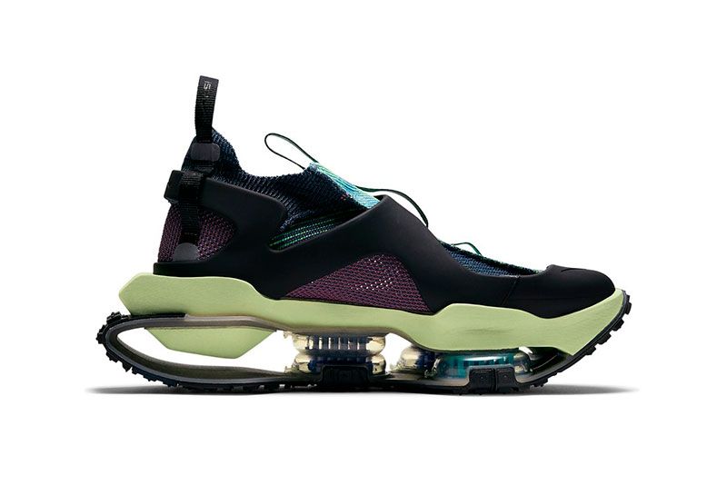Nike ISPA Road Warrior 全新配色「Clear Jade」配色鞋款插图1