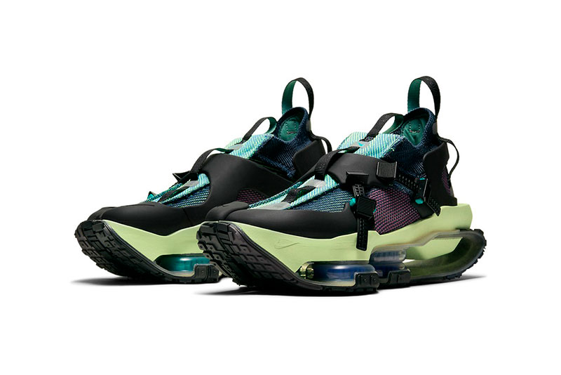 Nike ISPA Road Warrior 全新配色「Clear Jade」配色鞋款插图2
