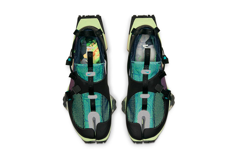 Nike ISPA Road Warrior 全新配色「Clear Jade」配色鞋款插图3