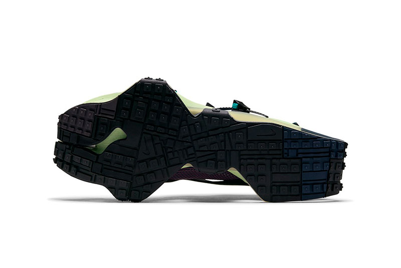 Nike ISPA Road Warrior 全新配色「Clear Jade」配色鞋款插图5