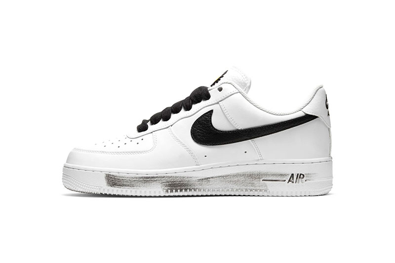 权志龙G-Drago PEACEMINUSONE x Nike Air Force 1 联名鞋款插图1