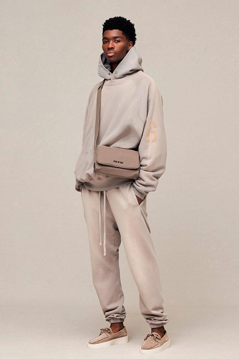 Fear of God「Seventh Collection」2021 早秋系列搭配造型插图10