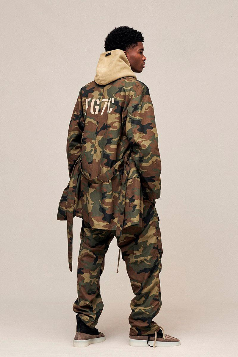 Fear of God「Seventh Collection」2021 早秋系列搭配造型插图33