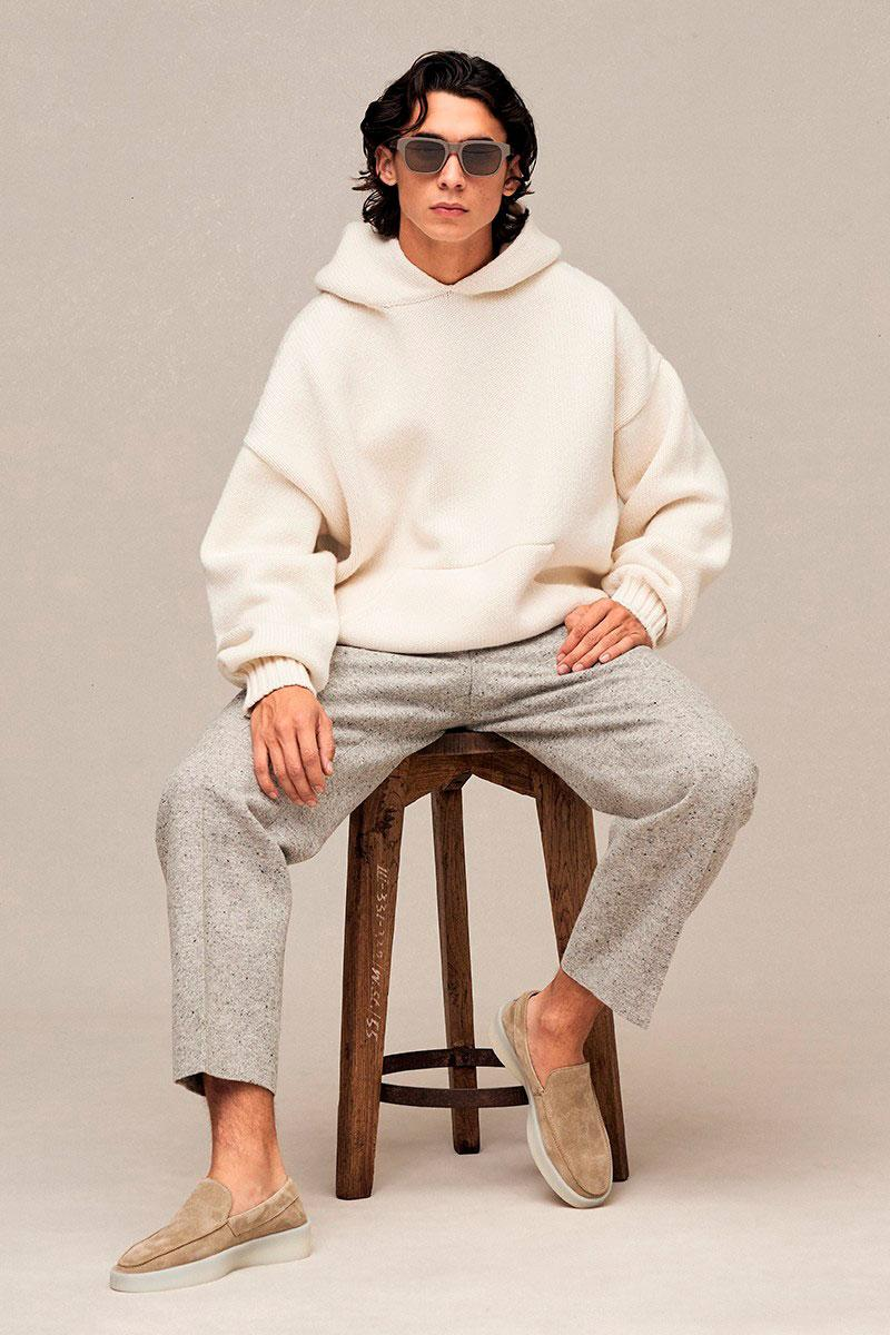 Fear of God「Seventh Collection」2021 早秋系列搭配造型插图6