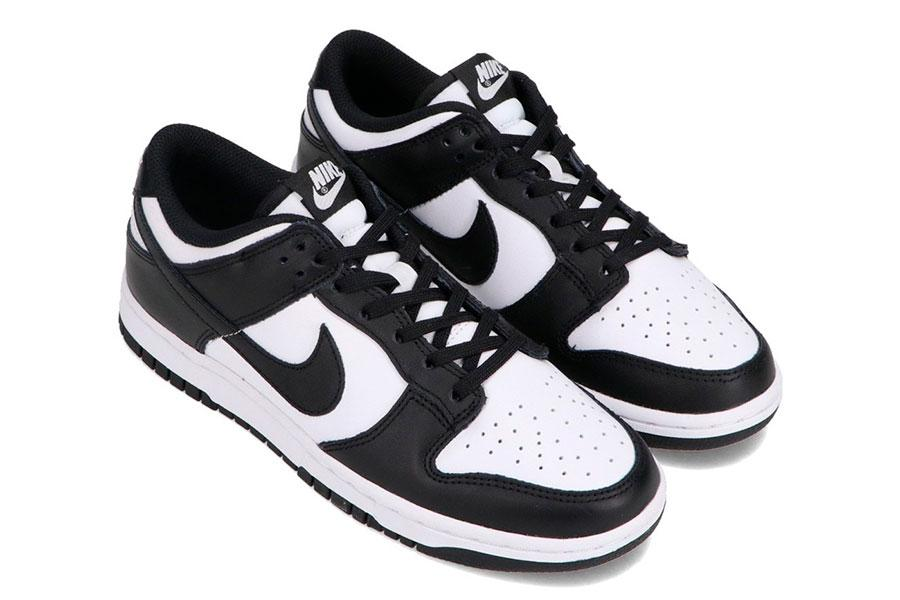 Nike Dunk Low 「White/Black」黑白配色AMBUSH简化版插图2