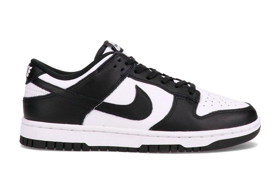 Nike Dunk Low 「White/Black」黑白配色AMBUSH简化版插图