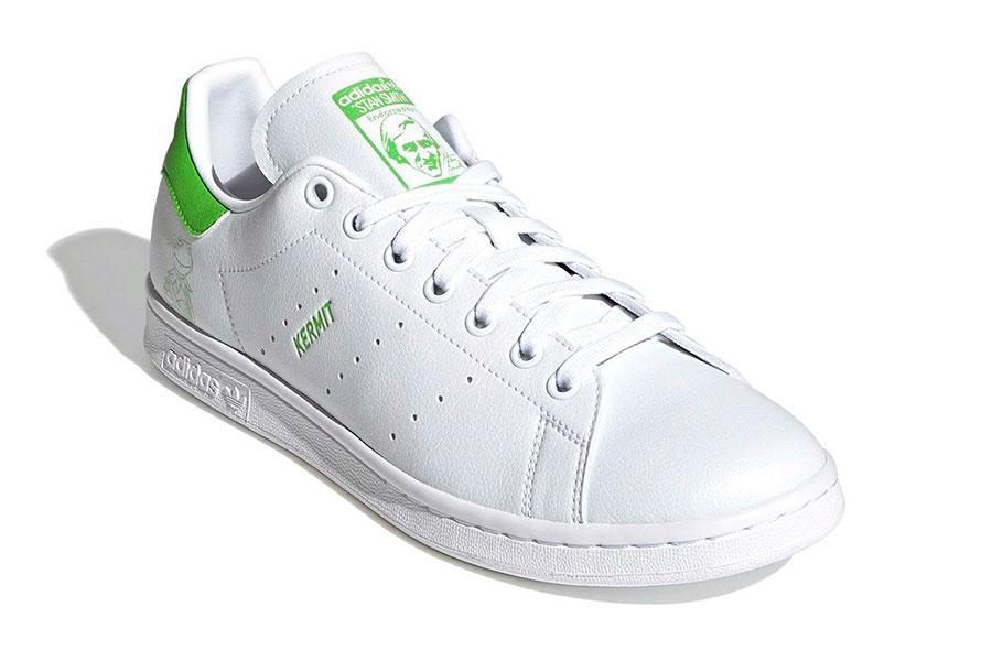 adidas Originals Stan Smith 推出 Kermit the Frog 个人专属联名鞋款插图1