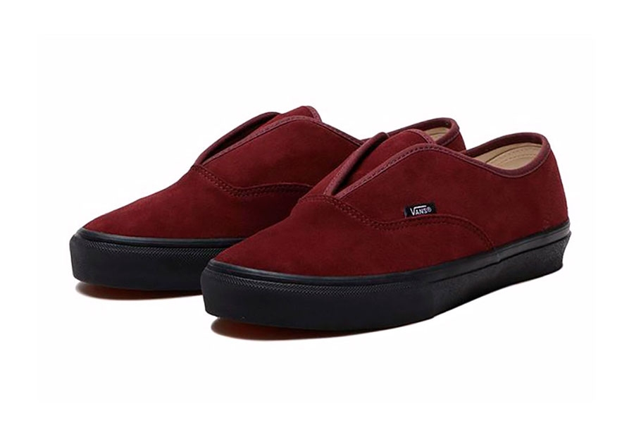 Vans 全新 Authentic Slip 混合鞋型  Authentic 与 Slip-On 特点集合插图3