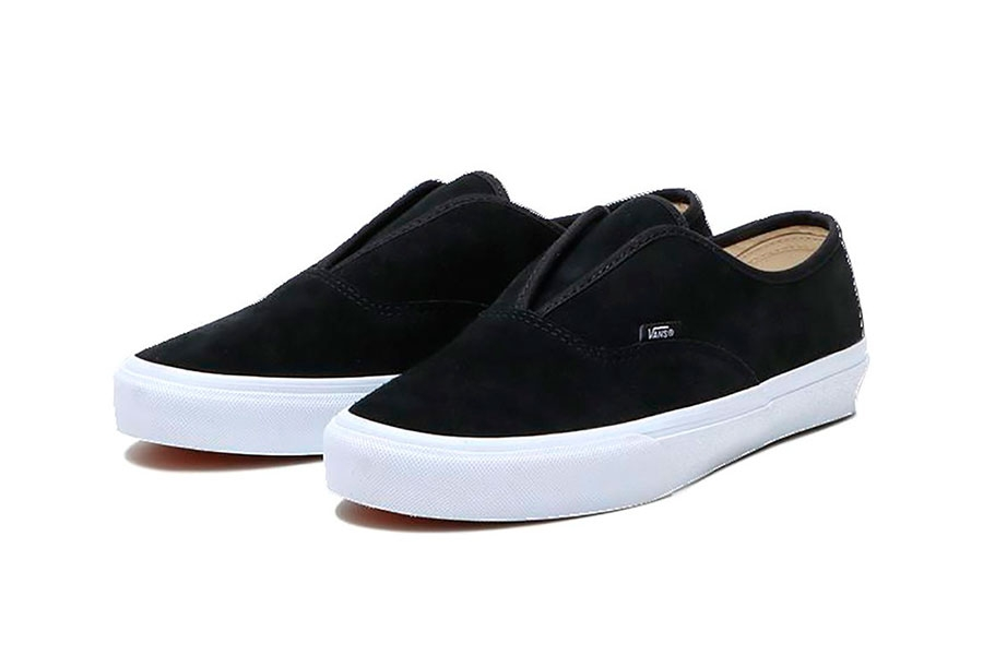 Vans 全新 Authentic Slip 混合鞋型  Authentic 与 Slip-On 特点集合插图4