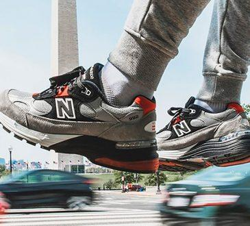 DTLR x New Balance 992「Discover and Celebrate」联名鞋款缩略图